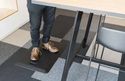 Enhance Stand up Mat With Handle - Anti-fatigue mat