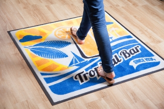 Entrance Mat ColourStar Impressions Custom Mat