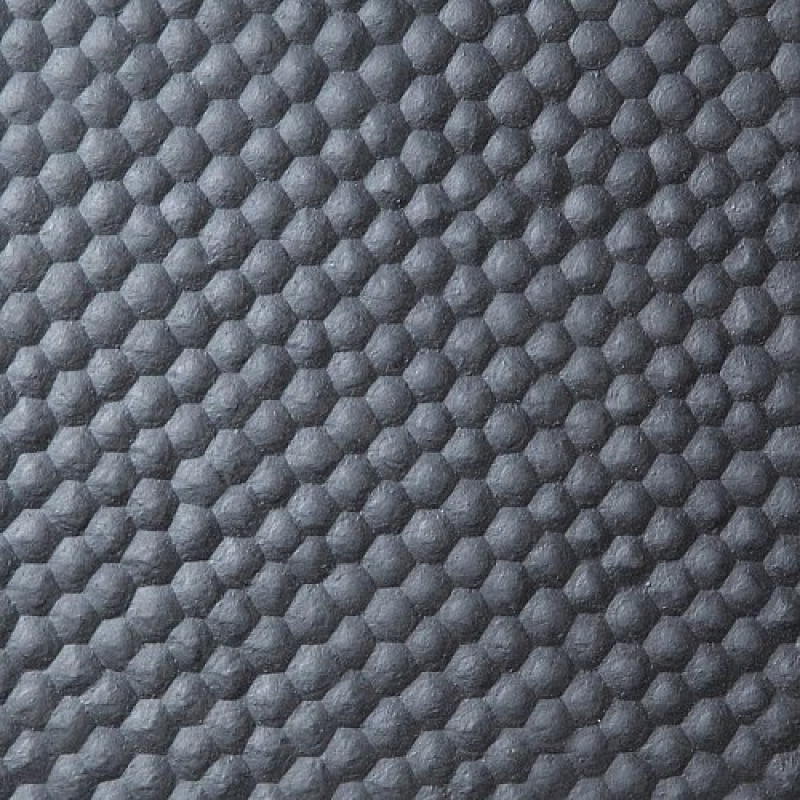 Treadman Matting Safety Mat in Black