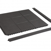 Multizone Work Mat in Black